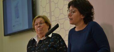 Foto portada: la tinenta d'alcadessa, Marta Morell, presentant els actes del 8-M. Autor: J.d.A.