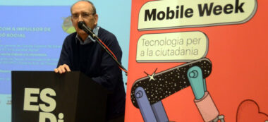 Antoni Garrell. Mobile Week. Autor: David B.