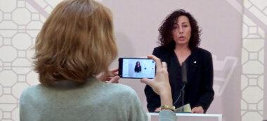 Montse González. Autor: David B.