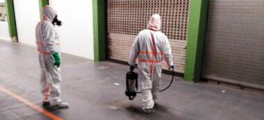 Foto portada: tasques de neteja a Mercavallès. Autor: cedida.