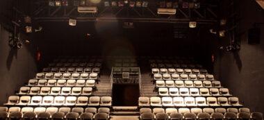 Sala Gran del Teatre del Sol. Autor: Cedida.