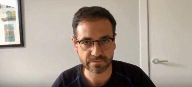 Foto portada: el president del CCVOC i alcalde de Castellar, Ignasi Giménez.