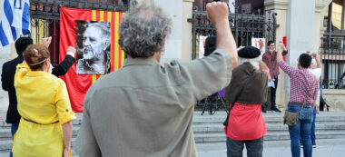 Homenatge Julio Anguita