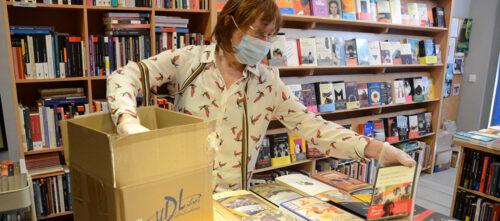 Picún, al Librerío, aquest mati. Autor: David B.
