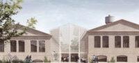 Projecte Guanyador del concurs de l'edifici de Sallares Deu