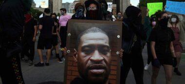 Foto portada: manifestación tras la muerte de George Floyd en Estados Unidos.
