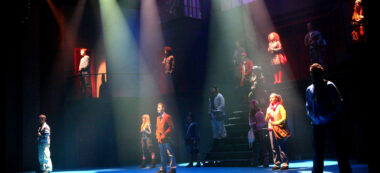 Teatre del Sol. Autor: Cedida.