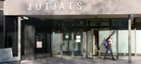 Imatge de l'accés als jutjats de Sabadell el 25 de novembre de 2019. (Horitzontal)