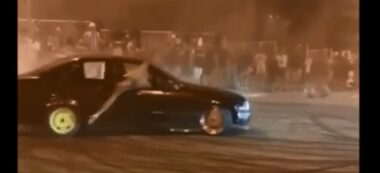 Foto portada: captura de vídeo d'una de les curses il·legals. Autor: cedida.
