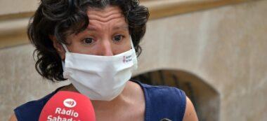 Foto portada: la portaveu municipal de Podem i segona tinenta d'alcaldessa. Autor: J.d.A