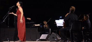 Primer concert de la represa. Autor: David B.