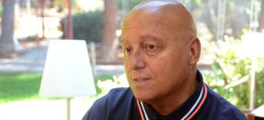 Pere Urpí, durant l'entrevista. Autor: David B.