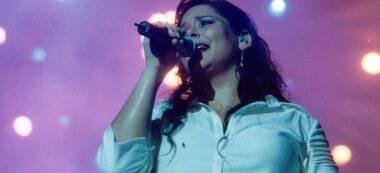 Rosa López, coneguda com a Rosa d'Espanya, a Sabadell. Autor: Ajuntament.