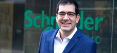 Foto portada: el vicepresident d'indústria d'Scheneider Electric a Espanya i Portugal, Xavier Armengol. Autor: cedida.