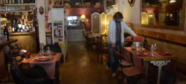 Restaurant Al tanto que va de canto. Autor: David B.