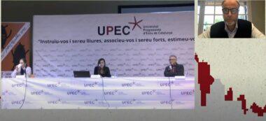 Foto portada: Marta Simó, Laura Aznar, i a la dreta David Serrano.